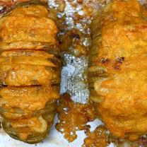 Pieczone ziemniaki z serem 9