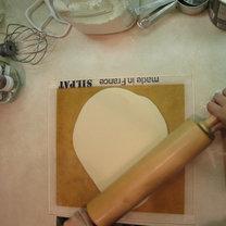Robienie ozdób z masy solnej 1