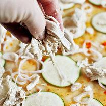 Pizza tajska przepis 6