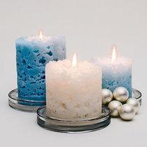 Lodowe świece