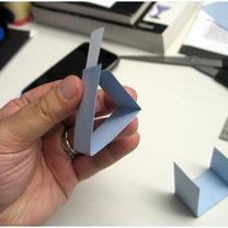 Zabawka z papieru 4