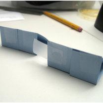 Zabawka z papieru 9