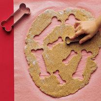 Ciasteczka dla psa domowej roboty