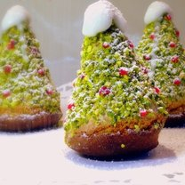Biszkopty na Boże Narodzenie