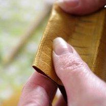 Ozdoby choinkowe z rolki po papierze 10