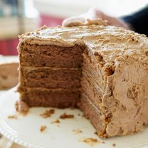 tort karmelowy