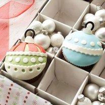 muffinki bożonarodzeniowe