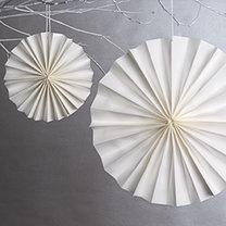 rozety z papieru