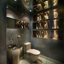ekstrawagancka łazienka