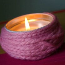 świeczka na walentynki - krok 5