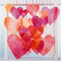 Dekoracje Walentynkowe Z Papieru Porady Na Tipypl