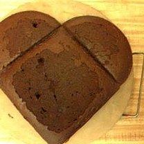 ciasto na walentynki - krok 4