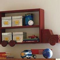 półka dla chłopca