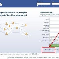 Zakładanie strony na Facebooku 1