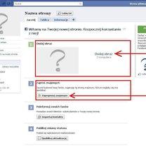 Zakładanie strony na Facebooku 4