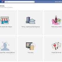 Zakładanie strony na Facebooku 7