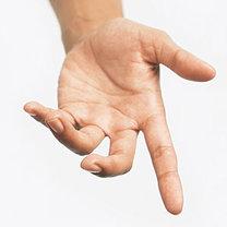 Otwarta dłoń