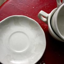 malowanie porcelany - krok 2