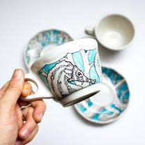 malowanie porcelany - krok 5