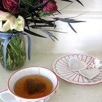 walentynkowe torebki na herbatę