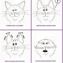 zrozumieć kota - uszy
