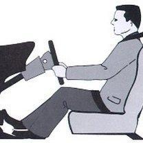 Pozycja za kierownicą