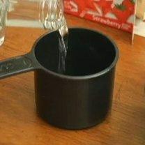 woda, alkohol - proporcje