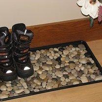 podkładka pod buty z kamieni