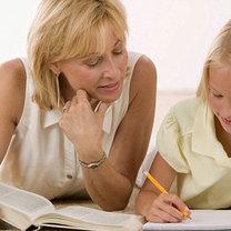nauka z dzieckiem