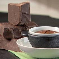 Topienie czekolady