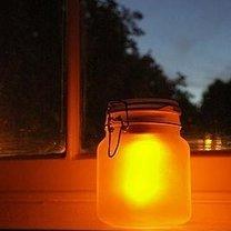Zrób to sam - lampa słoneczna
