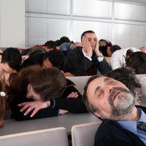 Nudny wykład
