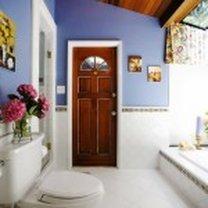 Drzwi w łazience
