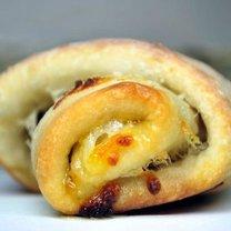 Chleb czosnkowy z serem