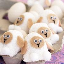 pisanki owieczki