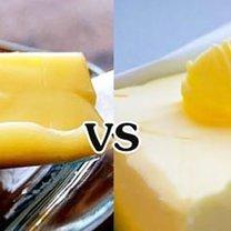 Masło i margaryna