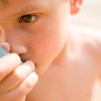 atak astmy