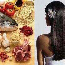 dieta na włosy