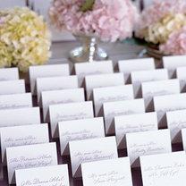 goście weselni - winietki