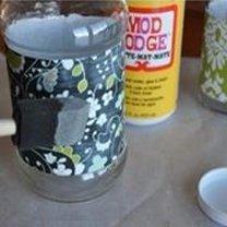 wazon ze słoika - krok 5