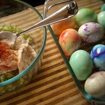 jajka marmurkowe - krok 8