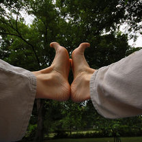 Klaskanie stopami