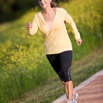 wiosenny jogging