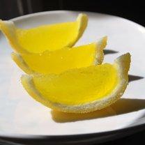 Mrożony shot z cytryną