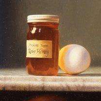 Miód i jajko