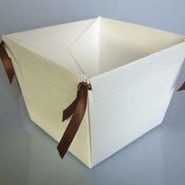 Koszyk z papieru