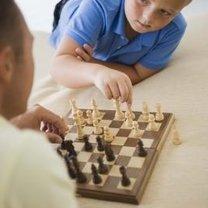 szachy z dzieckiem