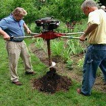 Budowa ławki ogrodowej z pergolą 3