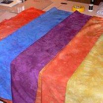 Farbowanie materiału