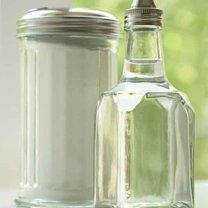 ocet i sól